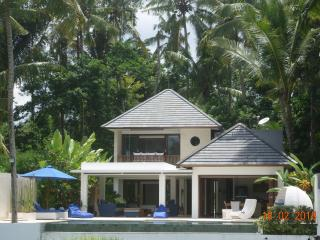 Ubud: luxurious elegance in rice field setting - Ubud vacation rentals
