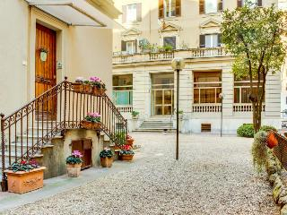 Classic and refined home, just blocks from the Vatican! - Rome vacation rentals