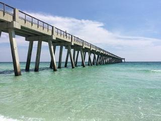 Beachview Getaway only 150 Steps to the BEACH!!! Pet friendly!! Ground floor! - Navarre vacation rentals