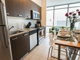 Bright And Beautiful! 2 Bedroom Downtown Toronto - Toronto vacation rentals