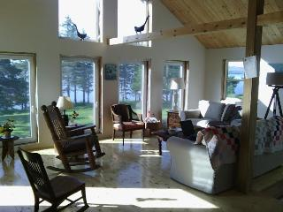 Seaside Cabin on Chedabucto Bay - Charlo vacation rentals