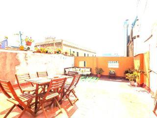 Unique apartment with big private terrace - Abrera vacation rentals