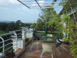 Garden Penthouse on 6th floor with a great view. - Kolhapur vacation rentals