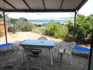 fantastic sea view 100 meters from the beach - Porto Taverna vacation rentals