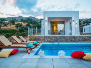 Ouranos Villa, unique sea & sky views! - Rethymnon vacation rentals