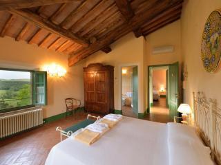 Romantica camera con vista mozzafiato - Buonconvento vacation rentals