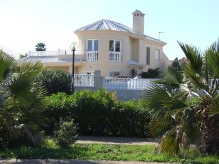 Beachfront VILLA - STUNNING sea views & own POOL - Los Urrutias vacation rentals