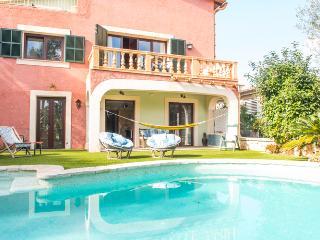 Finca with private pool close to Port Adriano&Golf - El Toro vacation rentals