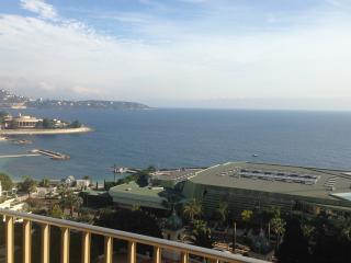 Prima fila, vista mare Monte-Carlo - Monte-Carlo vacation rentals