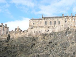 Grassmarket Studio (Webster's Land), with castle view and free wi-fi - Edinburgh vacation rentals