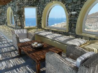 Charming Villa with Housekeeping Included and Television - Mykonos Town vacation rentals