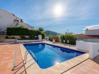 2 bedroom Villa with Internet Access in Moraira - Moraira vacation rentals