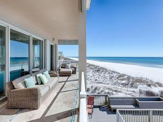 The Magnificat! BEACH FRONT LUXURY HOME! - Miramar Beach vacation rentals