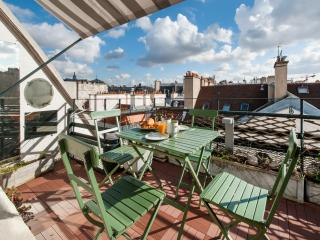 October Rate - Terrace in the 1st district - Paris vacation rentals