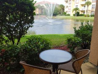 LUXURY CONDO with BEAUTIFUL LAKE and FOUNTAIN VIEW - Fort Myers vacation rentals