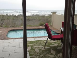 Beachfront, Private Heated Pool, 4 Bedrooms - Port Isabel vacation rentals