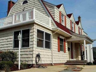 609 E 12th St & Ocean Ave Single Family - Ocean City vacation rentals