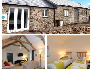 Luxury Cottage, Rural Views, Log Burner & Hot Tub near Saundersfoot and Tenby - Ludchurch vacation rentals
