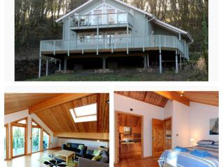 Luxury Lodge Near Tenby, Wifi and Parking - Penally vacation rentals
