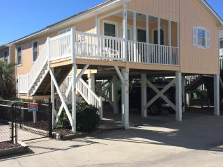 SeaLaVie 2BR/2BA Oceanview raised house sleeps 8 - Garden City Beach vacation rentals