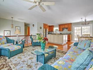 Quiet & Scenic 5BR Westerly Retreat - Enjoy the Great Outdoors from your Private Deck - Beach Nearby! - Westerly vacation rentals