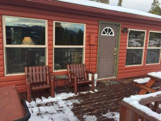 Cute and Cozy Georgetown Cabin With Hot Tub - Anaconda vacation rentals