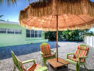 Beautiful Cottage with Internet Access and Balcony - Anna Maria vacation rentals