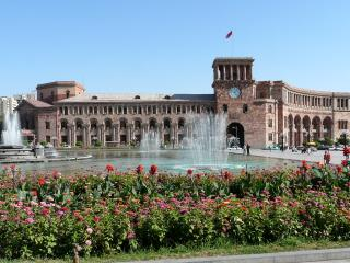 3BD apt at republic square- City Center - Yerevan vacation rentals