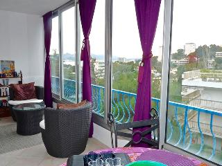 Midi Terrace 1 Bedroom Holiday Rental by the Beach, Cannes - Cannes vacation rentals