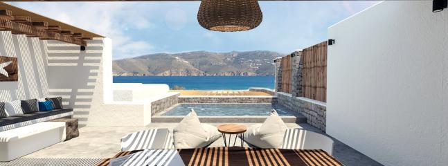 Mykonos Panormos 1 Bedroom  Private Pool Villas - Panormos vacation rentals