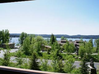 Lake view condo with mountain style decor. - McCall vacation rentals