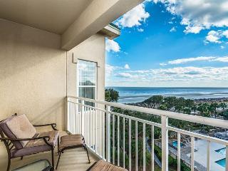 Hampton 6508, 3 Bedroom, Ocean Front View, Ocean Pool & Hot Tub, Sleeps 6 - Hilton Head vacation rentals