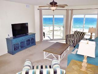Newly-renovated , beautiful Emerald Isle 2 bedroom - 4th flr w/great views! - Pensacola Beach vacation rentals