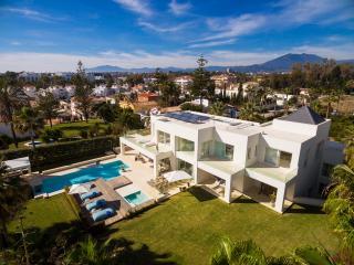 Beachfront Luxury 6 bedroom 5 star ultra modern - Marbella vacation rentals