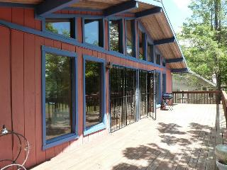 Lakefront Chalet in Poconos - Tobyhanna vacation rentals