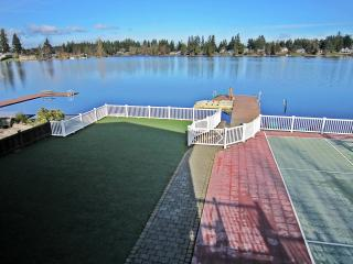 Live the Dream On Long Lake! Boating, Fishing - Lacey vacation rentals