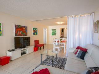 Artistic modern 1 bedroom condo, sleeps 4 - Miami vacation rentals