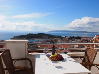 Above city center with best Sea View!! - Makarska vacation rentals