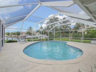 3BR/2BA Waterfront Pool Home in the Moorings with Dock and Gulf Access! - Naples vacation rentals