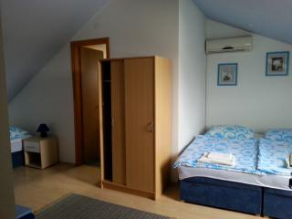 Corry Room for 3 persons with AC and WiFi in Bilje near Osijek - Bilje vacation rentals