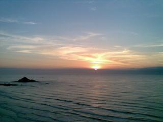 Vista mais encantadora da praia do Sonho. - Itanhaem vacation rentals