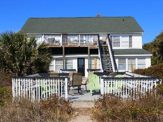 "1208 Palmetto Blvd - ""Ocean Villa #2"" - Edisto Beach vacation rentals"