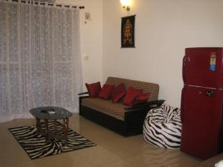 TripThrill Ruby Residency 1BHK Apt - Canacona vacation rentals