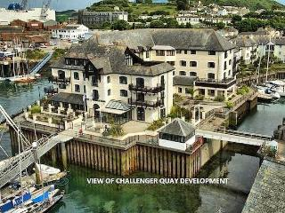 Challenger Quay, Port Pendennis, Falmouth, - Falmouth vacation rentals