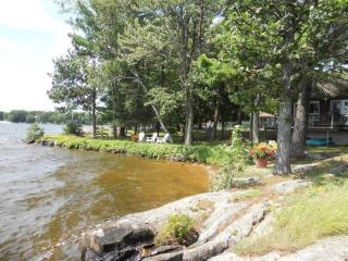 Stoney Lake - Beautiful Point Cottage - Kawartha Lakes vacation rentals