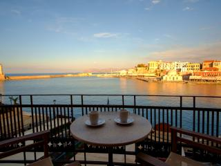 Erietta Suites Balcony and sea view - Chania vacation rentals