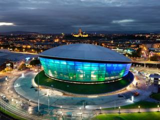 River Heights Glasgow, Mins from Hydro & SECC - Glasgow vacation rentals