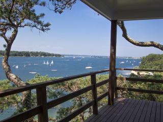 ALDEO - Lagoon Waterfront Compound, Main and Guest House, Private Lagoon Beach, Gorgeous Views, A/C all bedrooms, Centrally Located to Towns and Beaches - Oak Bluffs vacation rentals