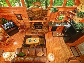 Beautiful 1 bedroom Cabin in Pigeon Forge with Internet Access - Pigeon Forge vacation rentals