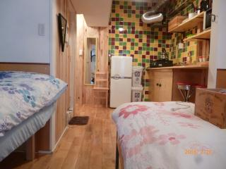 Shibuya-Value-Stylish-Fun-2Beds&handyWiFi - Shibuya vacation rentals
